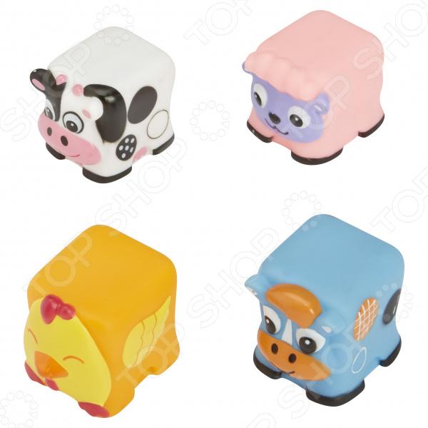 Набор детских игрушек для ванны Alex «Веселая ферма»
