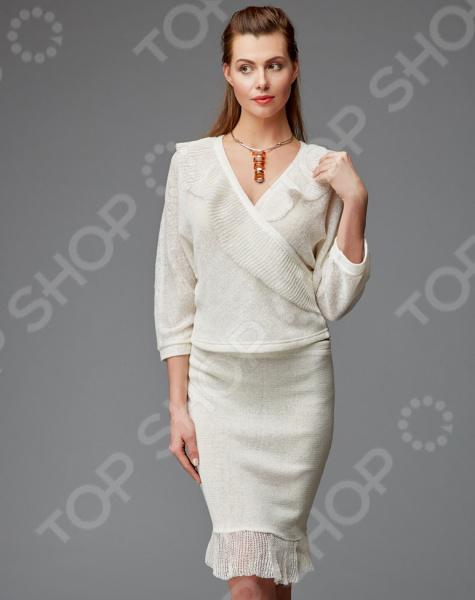 Комплект: блуза и юбка Milliner 1734116