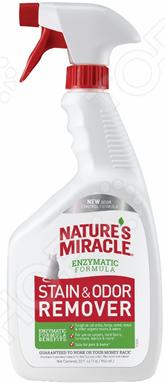 Уничтожитель пятен и запахов от кошек JFC S&O Remover Spray new