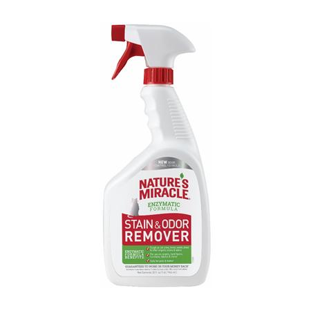 Уничтожитель пятен и запахов от кошек 8 in 1 JFC S&O Remover Spray new
