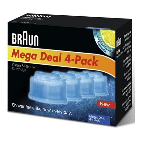 Купить Картридж для бритвы Braun CCR 4