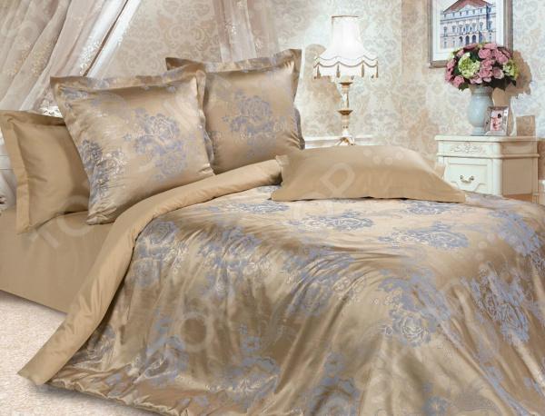 Комплект постельного белья Ecotex «Бристоль». Семейный постельное белье ecotex комплект постельного белья герцогиня