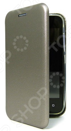 Чехол-книжка BQ для BQ-5209L Strike LTE/BQ-5211 Strike bq 5211 strike black смартфон