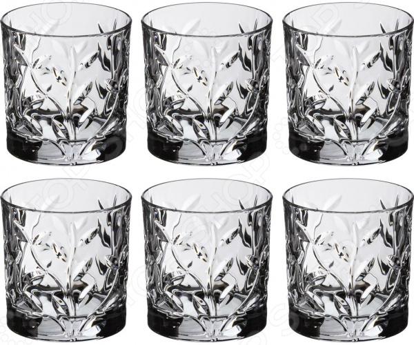 Набор стаканов RCR «Лаурус» набор стаканов rcr адажио 400 мл 6 шт