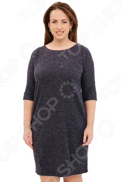 Платье Blagof «Амара». Цвет: синий платье blagof амара цвет зеленый