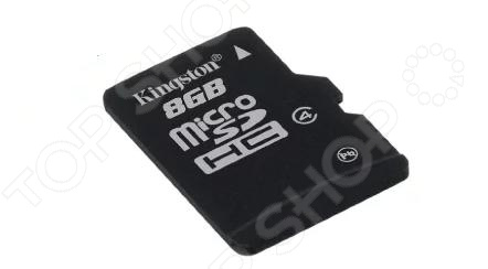 Карта памяти Kingston SDC4/8GBSP microsdhc kingston 4gb class 4 sdc4 4gbsp