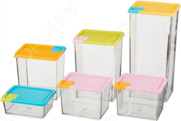 Набор контейнеров для продуктов 712-285