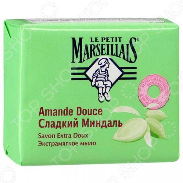 Мыло DIVAGE Le Petit Marseillais «Сладкий миндаль»