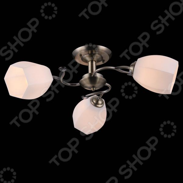 Люстра потолочная Natali Kovaltseva 11463/3C ANTIQUE люстра natali kovaltseva 10707 3c antique