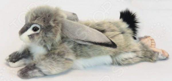 Zakazat.ru: Мягкая игрушка Hansa «Заяц вислоухий»
