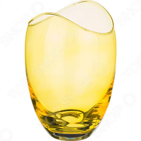 Ваза декоративная Crystalex «Гондола» набор бокалов crystalex ангела оптика отводка зол 6шт 400мл бренди стекло