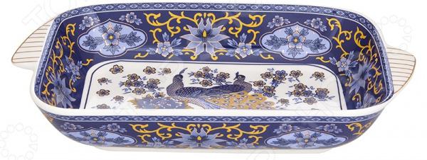 Шубница Elan Gallery 503529 «Павлин синий» Elan Gallery - артикул: 1304851
