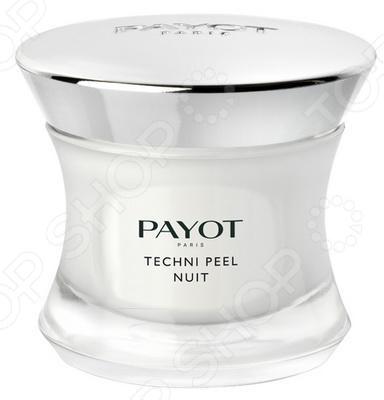 Крем-скраб ночной Payot Techni Liss