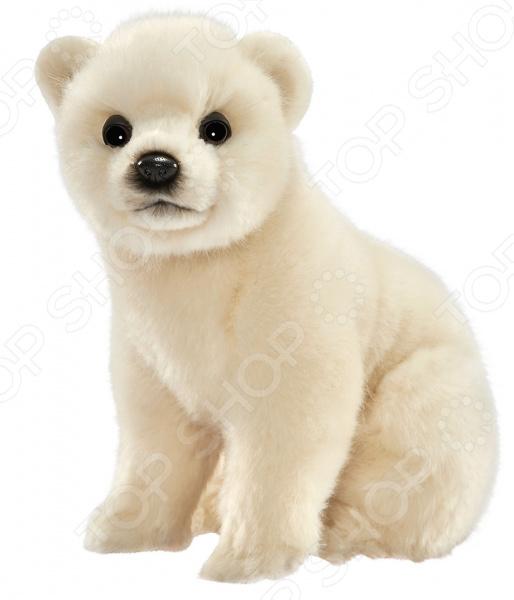 Мягкая игрушка Hansa «Медвежонок белый» 7042