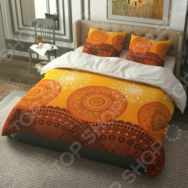 Комплект постельного белья Стильный дом «1000 и одна ночь». 1,5-спальный
