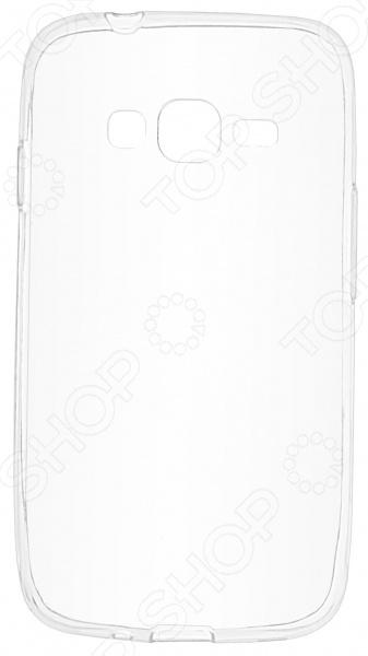 Накладка защитная skinBOX Samsung Galaxy J106 J1 mini аксессуар чехол накладка samsung galaxy a3 2017 skinbox silicone chrome border 4people silver t s sga32017 008