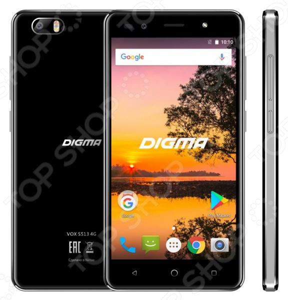 Смартфон Digma Vox S513 4G 16Gb