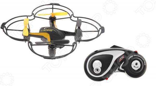 Квадрокоптер на радиоуправлении 1 Toy GYRO-Viper