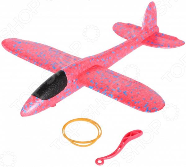 Планер игровой Bradex «Самолет с пусковым механизмом» игрушка element13 самолет планер led red 00014