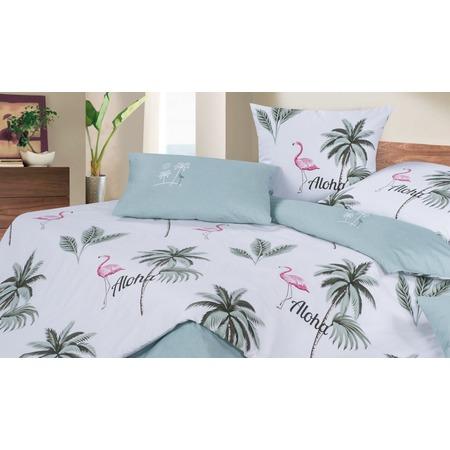 Купить Комплект постельного белья Ecotex «Алоха»