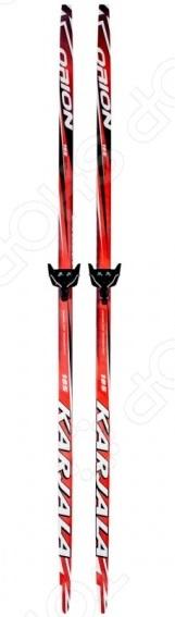 Комплект лыжный Karjala Orion Wax. Система крепления: 75 мм