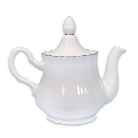 Купить Чайник заварочный ДФЗ с золотистым кантом