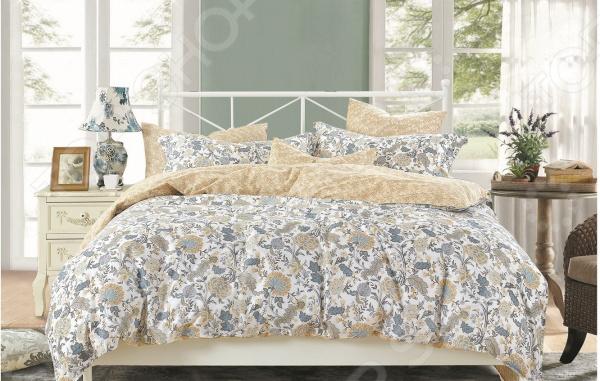 Комплект постельного белья Cleo 052-SR. 1,5-спальный