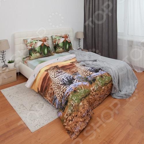 Комплект постельного белья МарТекс «Хищник»