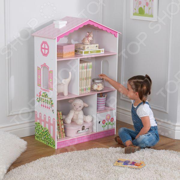 Мебель для куклы KidKraft «Книжная полка» 14604_KE