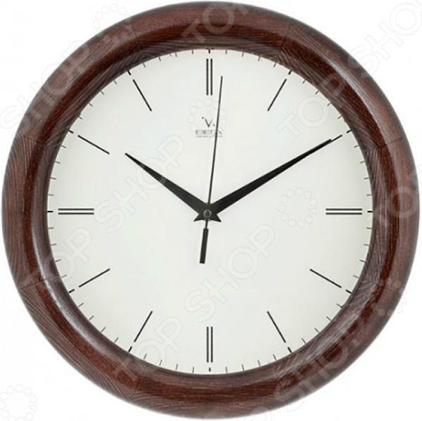 Часы настенные Вега Д 1 МД матовое/7-200 «Риски» часы настенные вега д 1 мд 7 8 парусник