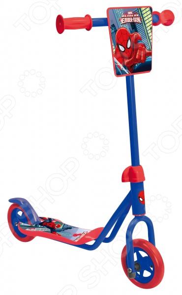купить Самокат двухколесный MARVEL Spider-Man Т58414 дешево