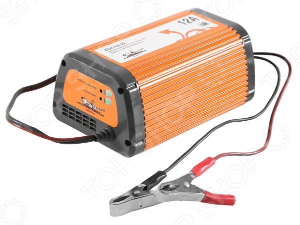 Зарядное устройство автомобильное Airline ACH-12A-02 зарядное устройство автомобильное usb для iphone 5 airline ach ui 06