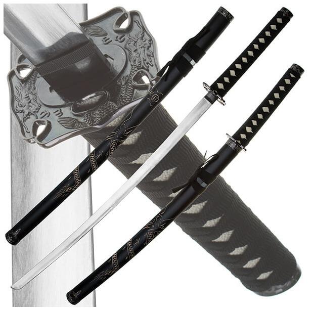 фото Набор из двух самурайских мечей Dark Age JP-627 Jamato-no Oroti