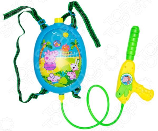 Оружие игрушечное Peppa Pig «Водомет» игрушечное оружие maskbro maskbro mp002xc006ut