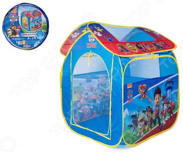 Палатка игровая Nickelodeon в чехле