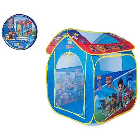 Купить Палатка игровая Nickelodeon «Щенячий патруль» 32772 в чехле