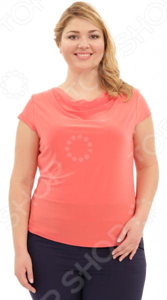 Блуза Лауме-Лайн «Сластена». Цвет: коралловый