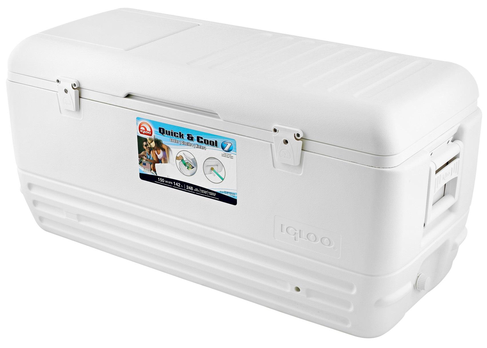 Контейнер изотермический Igloo Quick&Cool 150