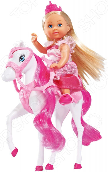 Кукла EVI «На лошади»
