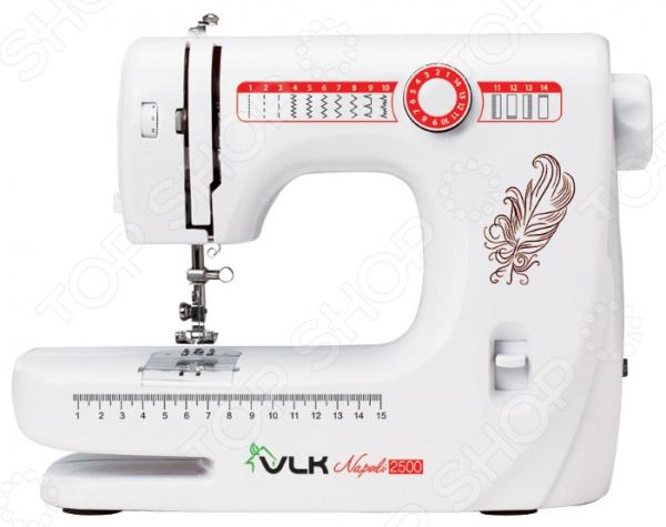 Швейная машина VLK Napoli 2500 швейная машина vlk napoli 2100 белый