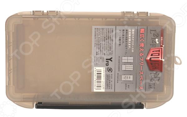 Коробка рыболовная без перегородок Yamada Tough Case L212 Slim