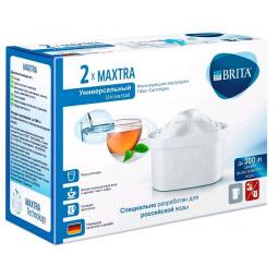 Комплект картриджей к фильтру для воды Brita Maxtra «Универсальный 2»