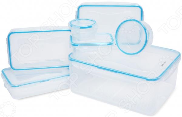 Набор контейнеров для продуктов DOSH HOME Sagitta 14