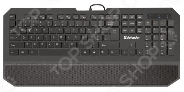 Клавиатура Defender Oscar SM-600 Pro USB