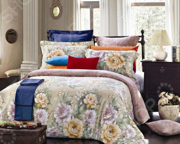 Комплект постельного белья La Noche Del Amor А-637. Семейный