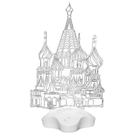 Купить Светильник декоративный Волшебная страна «Собор»