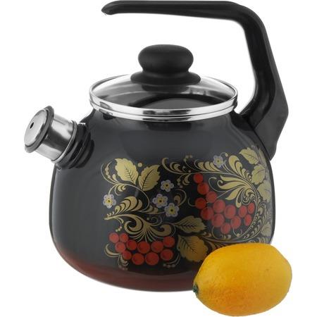 Купить Чайник со свистком Северсталь «Рябина»