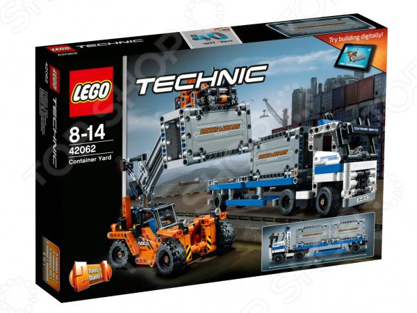 Конструктор игровой LEGO Technic «Контейнерный терминал»