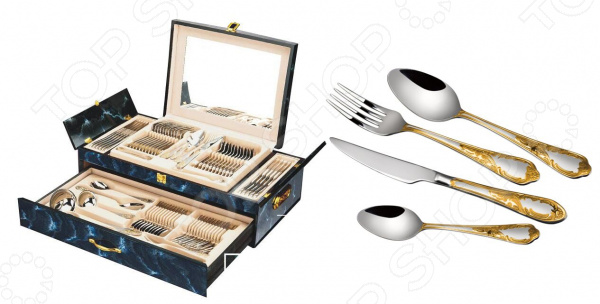 Набор столовых приборов Hans Muller ложка для сахара kramet модерн