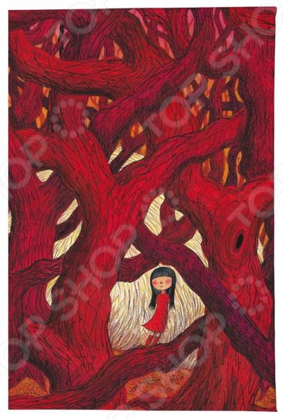 Обложка для автодокументов Mitya Veselkov «В красном кустарнике»
